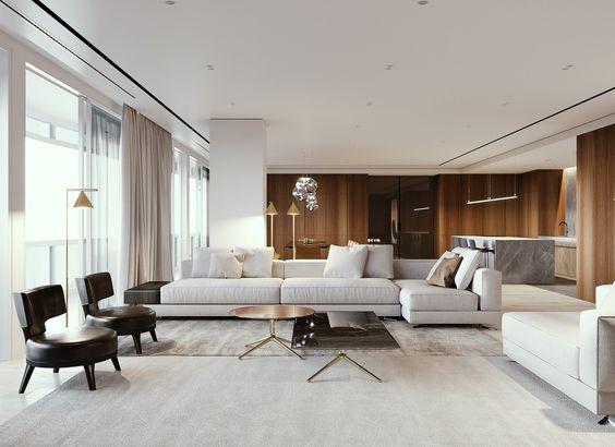 Idee per arredare un soggiorno moderno - Arredi Alvaro