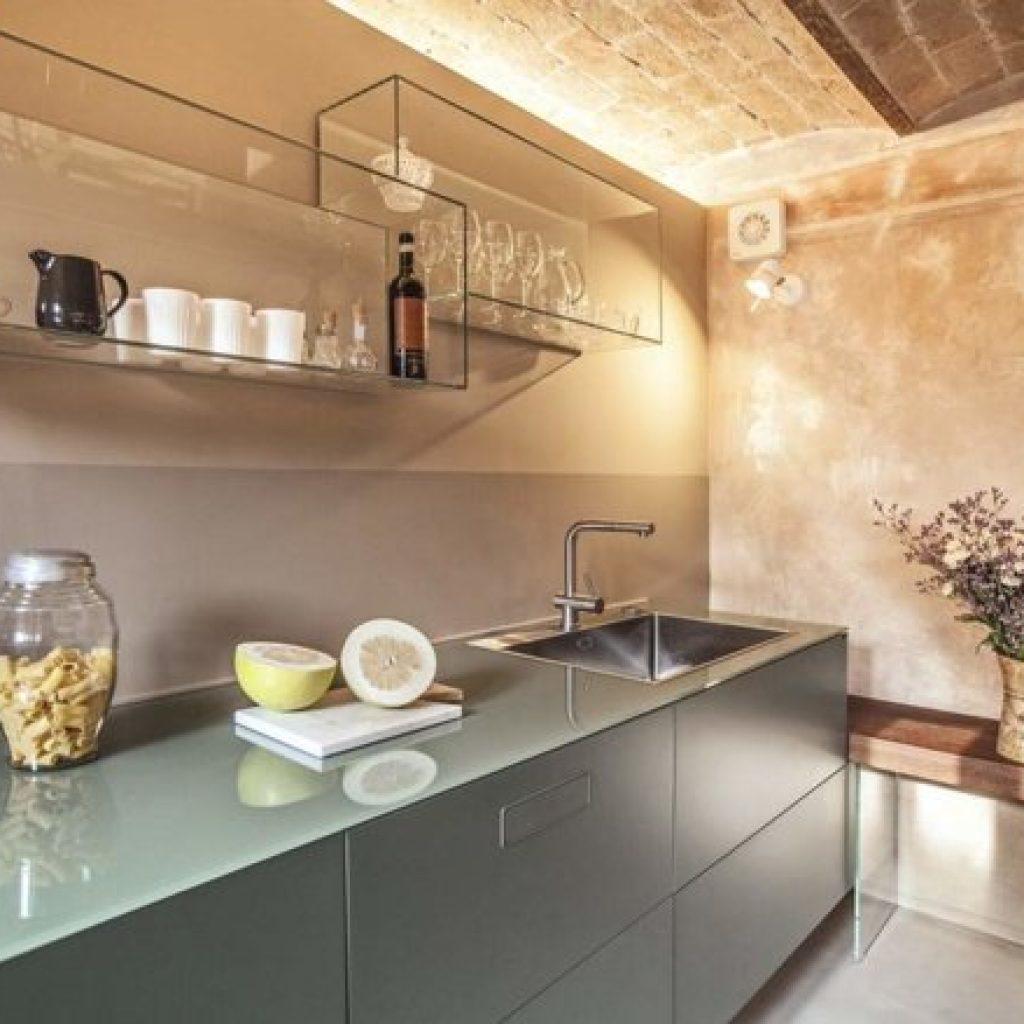 Illuminazione Piano Lavoro Cucina illuminare la cucina elemento per elemento - arredi alvaro