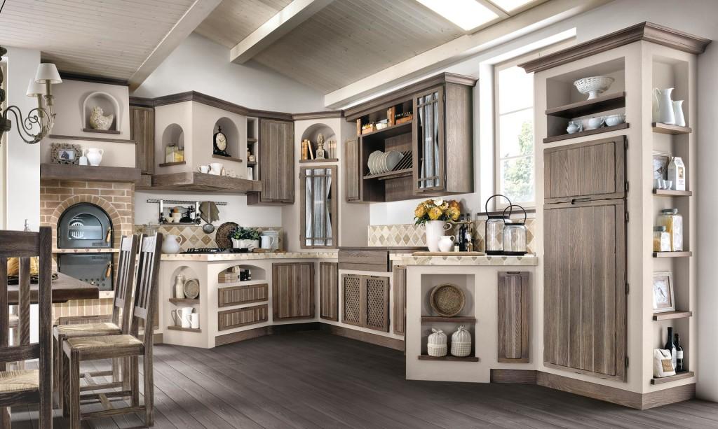 Cucina provenzale, eccone le caratteristiche - Arredi Alvaro